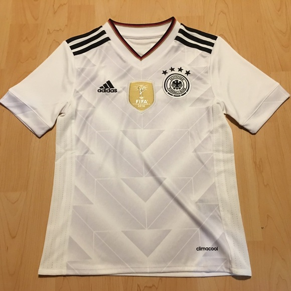 half off 68950 0ef89 Youth FIFA 2014 World Cup Adidas Germany Jersey